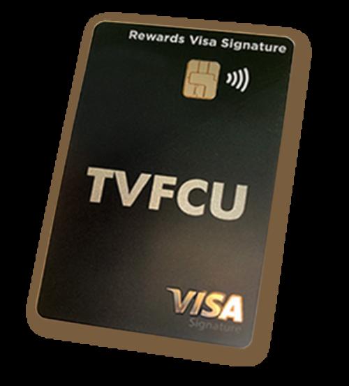 TVFCU Rewards Visa Signature