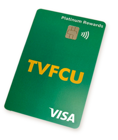 TVFCU Platinum Rewards Visa